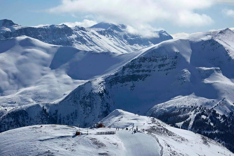 Image: The Lake Louise Ski Resort via Facebook