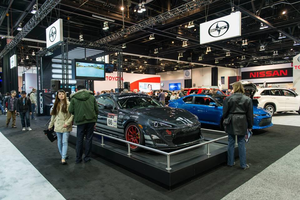 Image: Calgary International Auto & Truck Show via Facebook