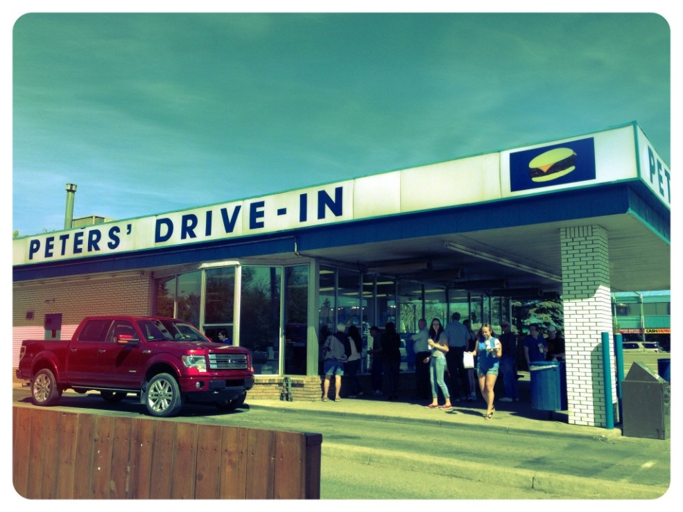 Peters Drive In