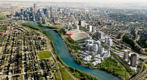 CalgaryNext arena