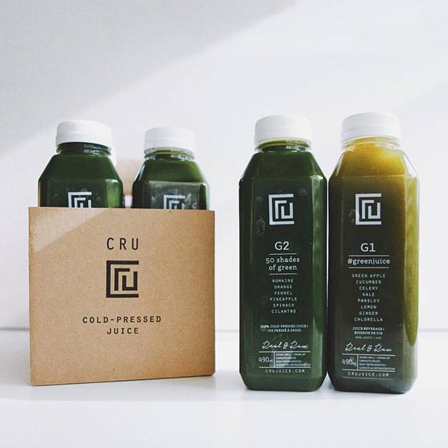 Cru Juice Inc. / Facebook