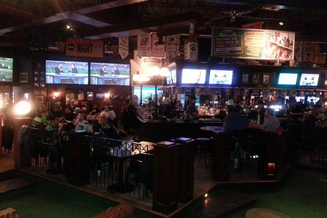 Schanks South Sports Grill / Facebook