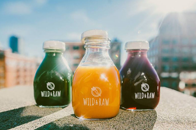 Wild & Raw Superfood and Juice Bar / Faceebook