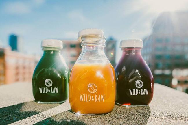 Wild & Raw Superfood and Juice Bar / Faceebook