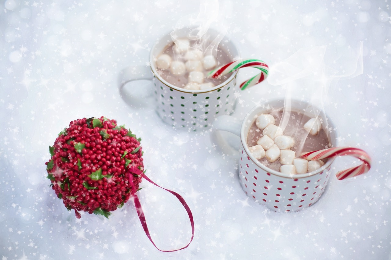 Image: Hot Chocolate via Pixabay