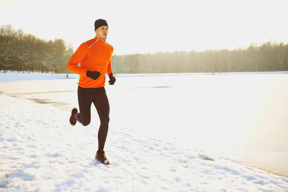 Image: Running man via Flickr