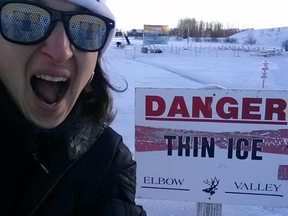 Image: Calgary Icebreaker Polar Dip via Facebook