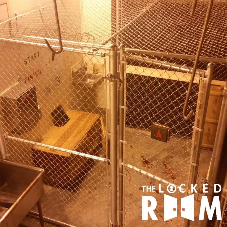 The Locked Room / Facebook
