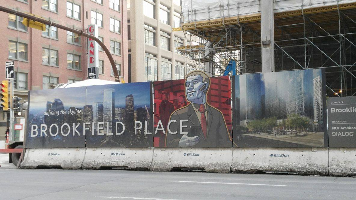 Image: Brookfield Place/ Kaitlyn Johnson, Calgary Buzz