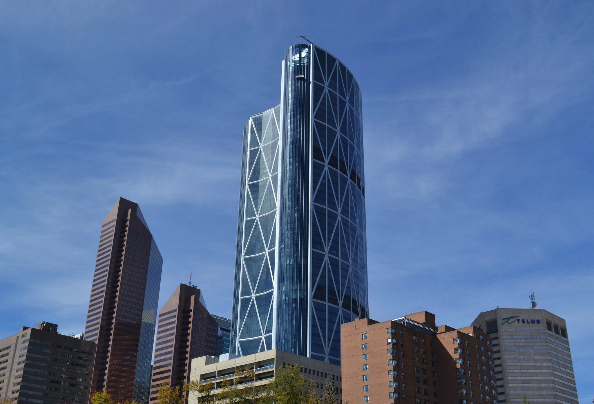 20 Tallest Buildings In Calgary Right Now News