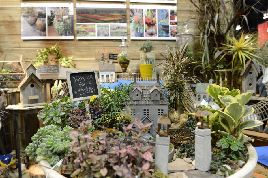Image: Calgary Home + Garden Show