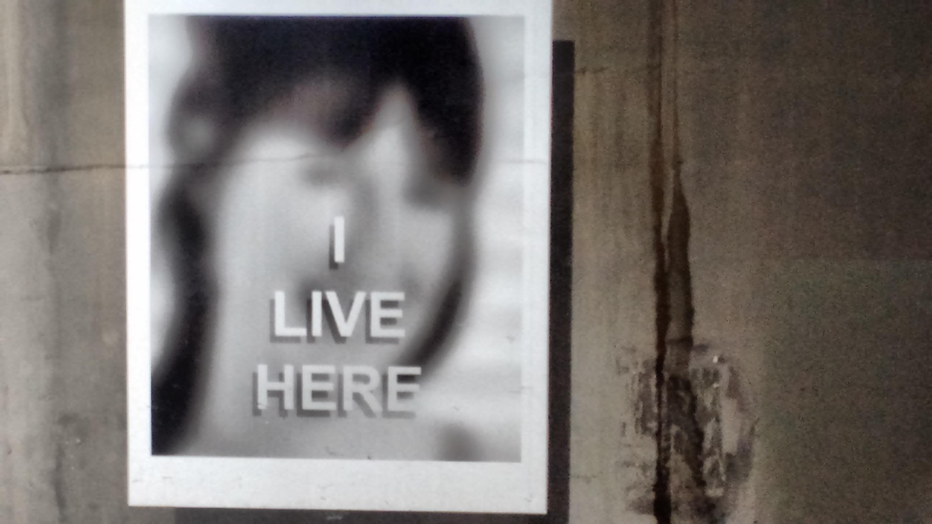 Image: Derek Besant's Public Art Piece/ Kaitlyn