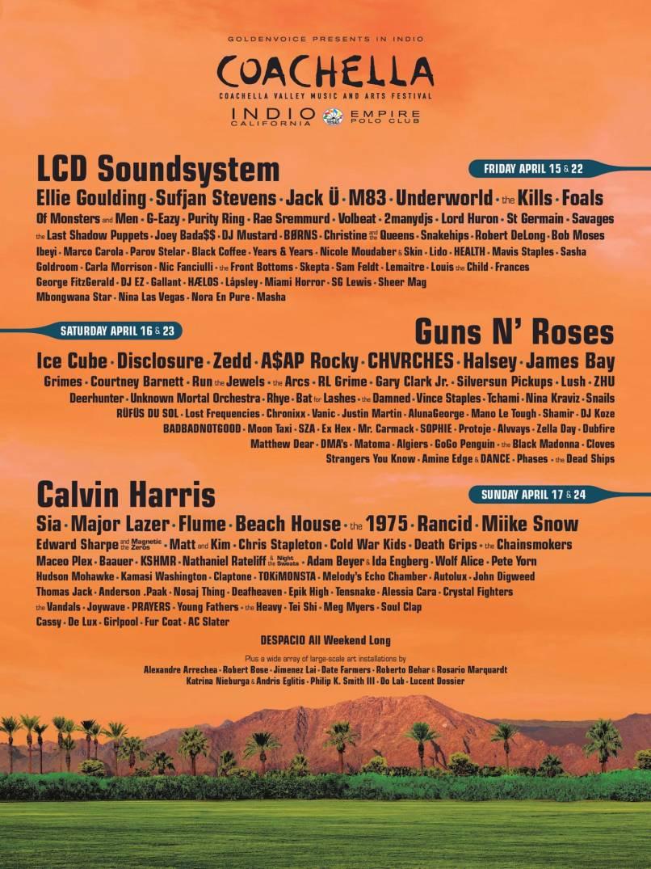 Image: Coachella Music and Arts Festival