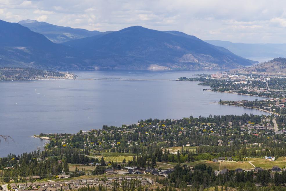 Okanagan Valley / Shutterstock