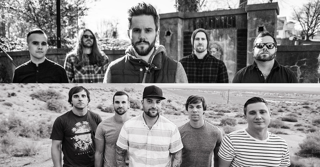 Image: August Burns Red & Between The Buried And Me
