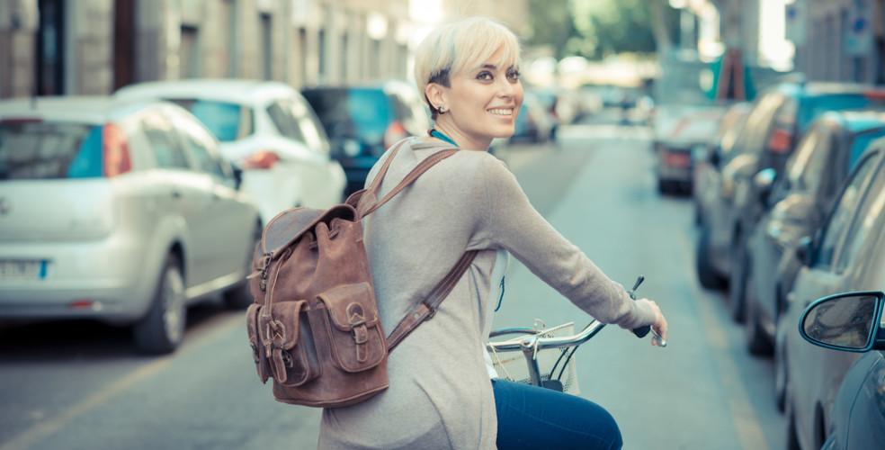 Image: Bike lanes