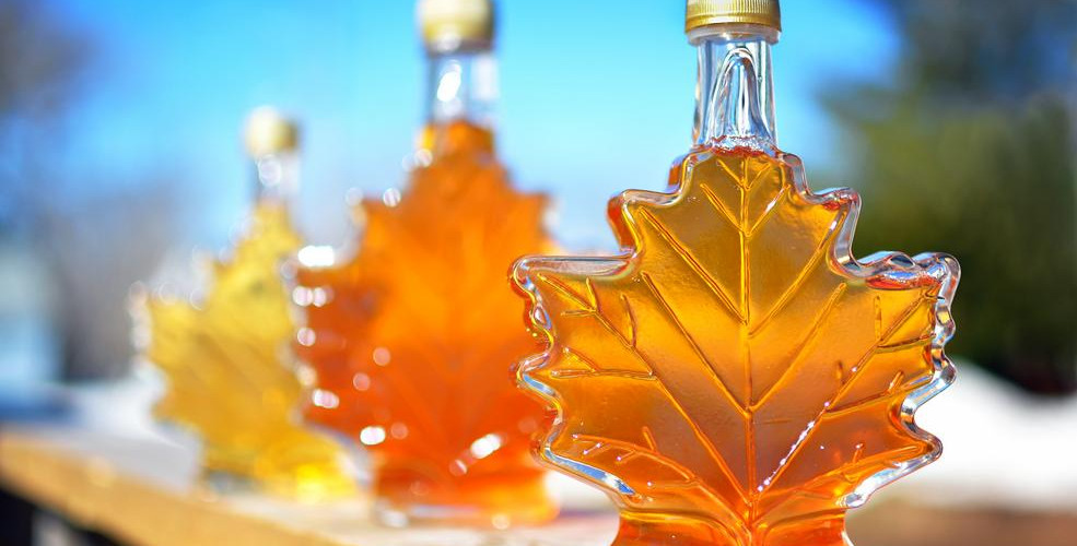 Image: Maple Syrup via Shutterstock