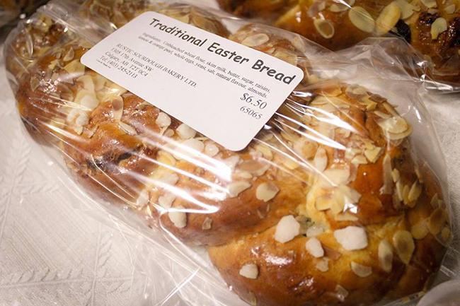 Rustic Sourdough Bakery / Facebook