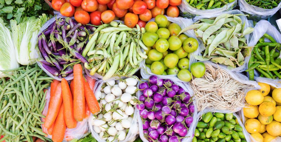 Image: Farmers' market / Shutterstock