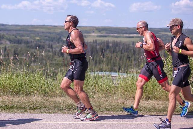 Running / Calgary Ironman 70.3