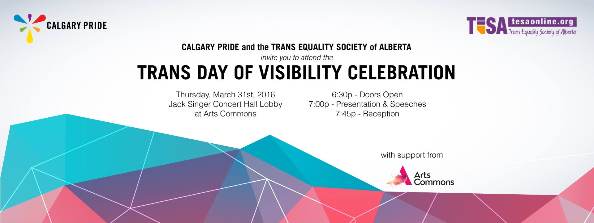 Image: Pride Calgary / Faceook