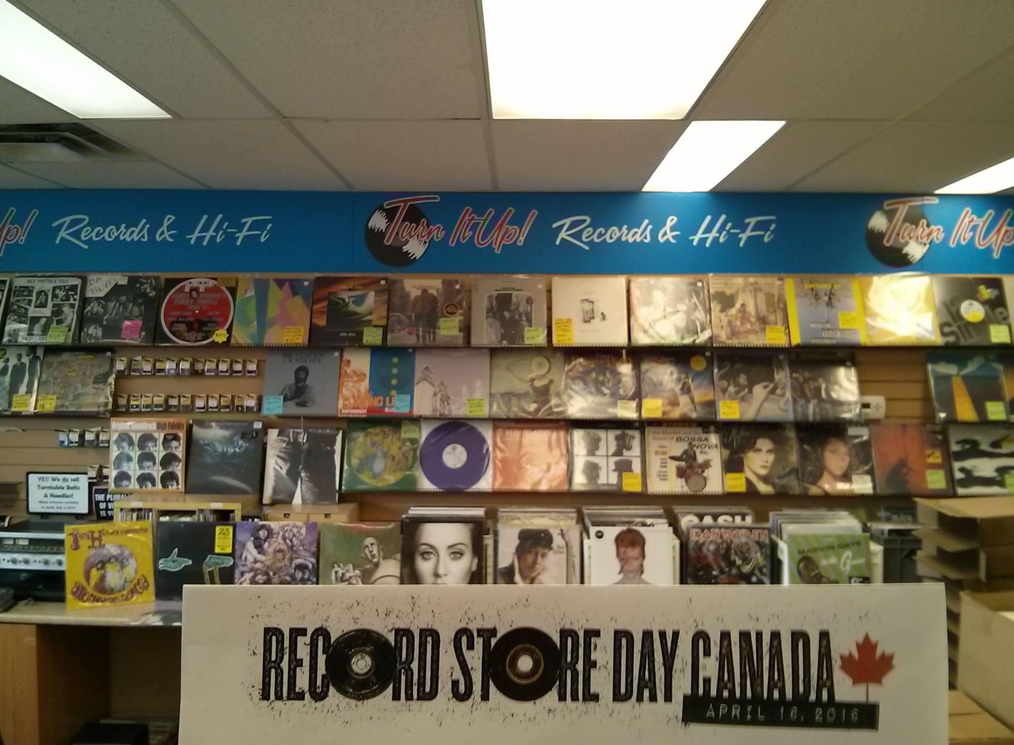 Image: Turn It Up! Records & Hifi