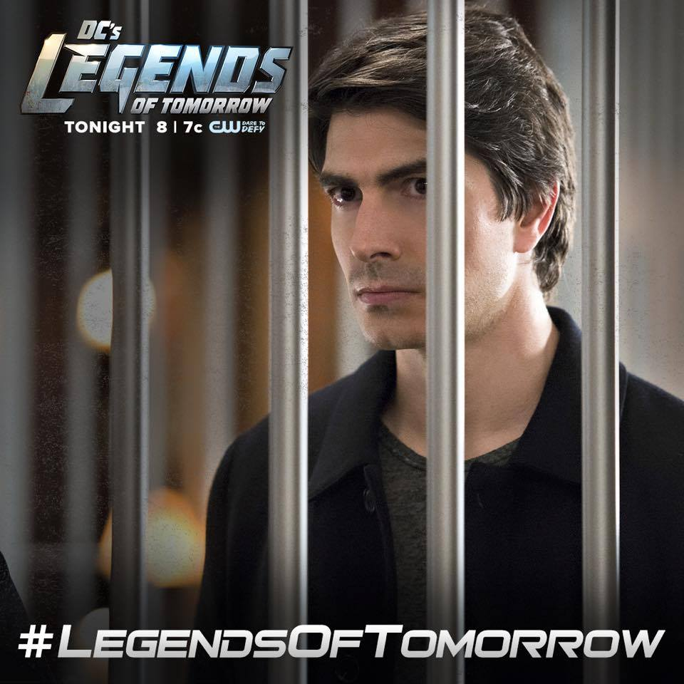 Image: Brandon Routh / Facebook