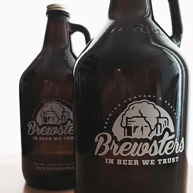 Brewsters Brewing Company - Alberta / Facebook