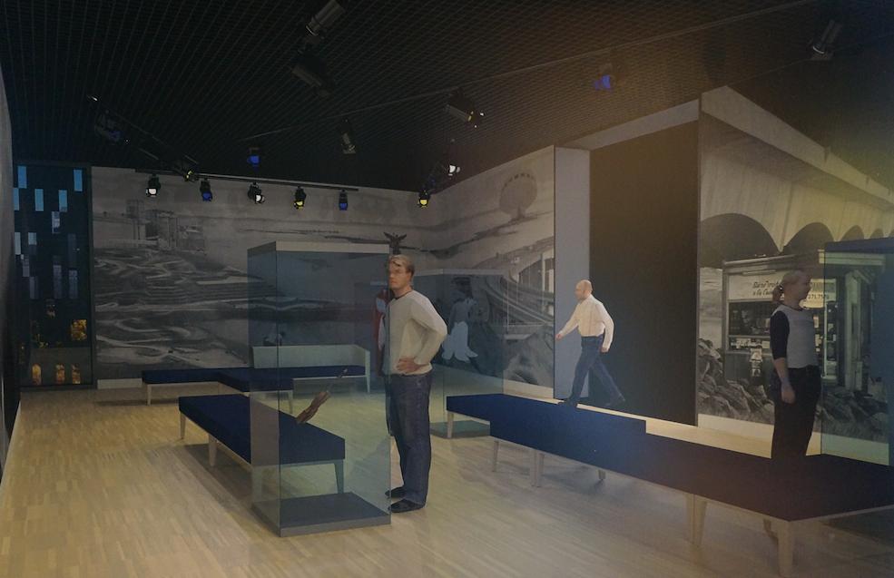 Image: Future Soundscape room Shez Rajan / Calgary Buzz
