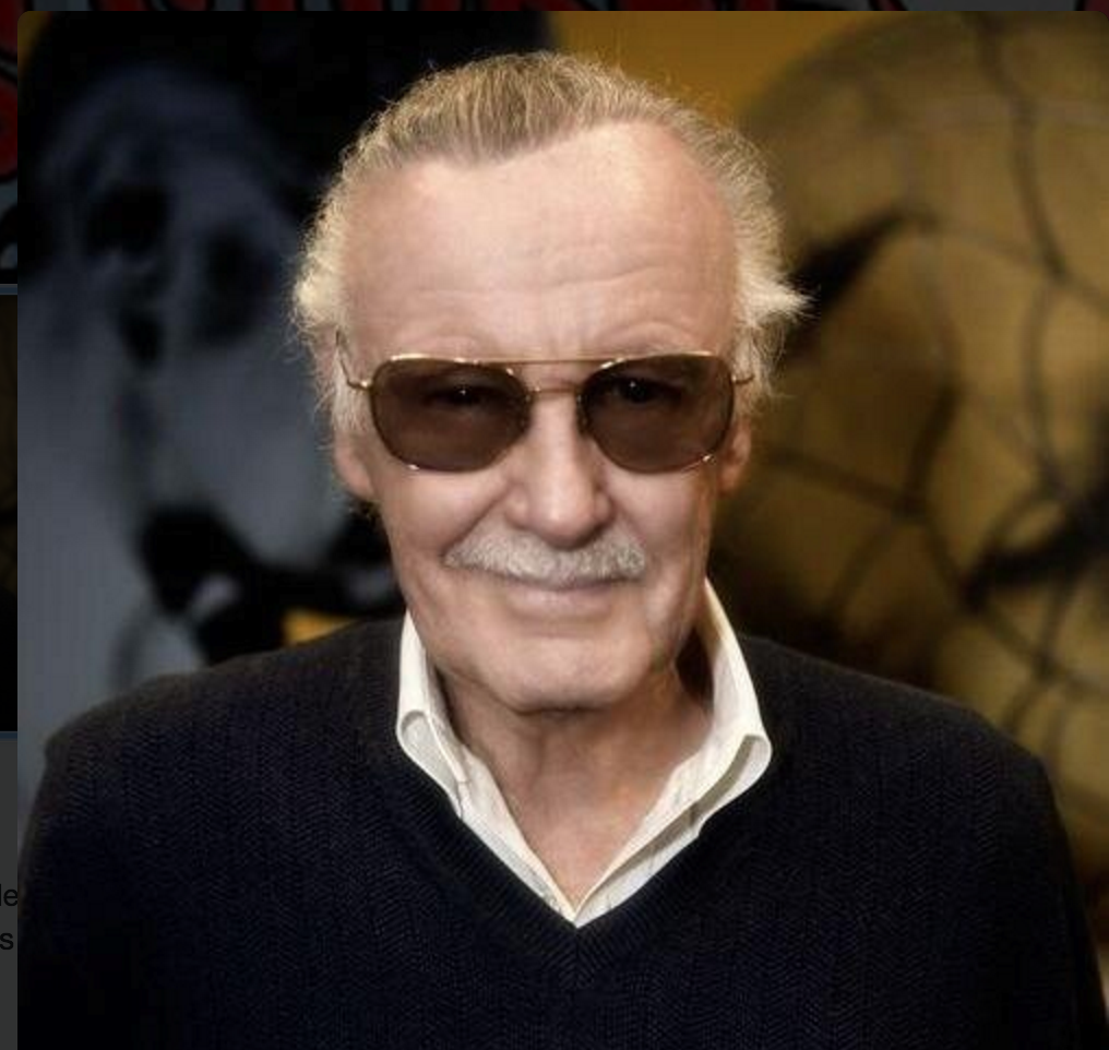 Image: @TheRealStanLee / Twitter