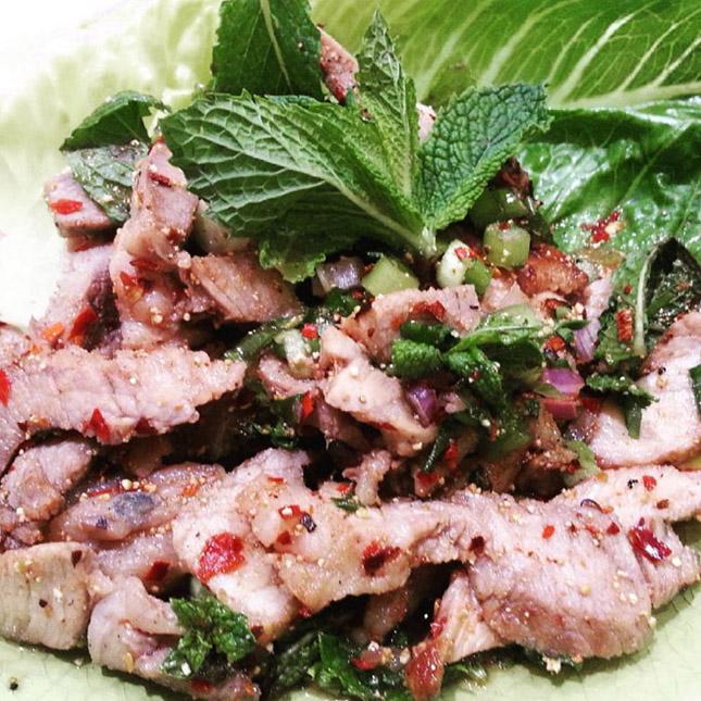calgary cheap eats thai food daily hive calgary. Black Bedroom Furniture Sets. Home Design Ideas