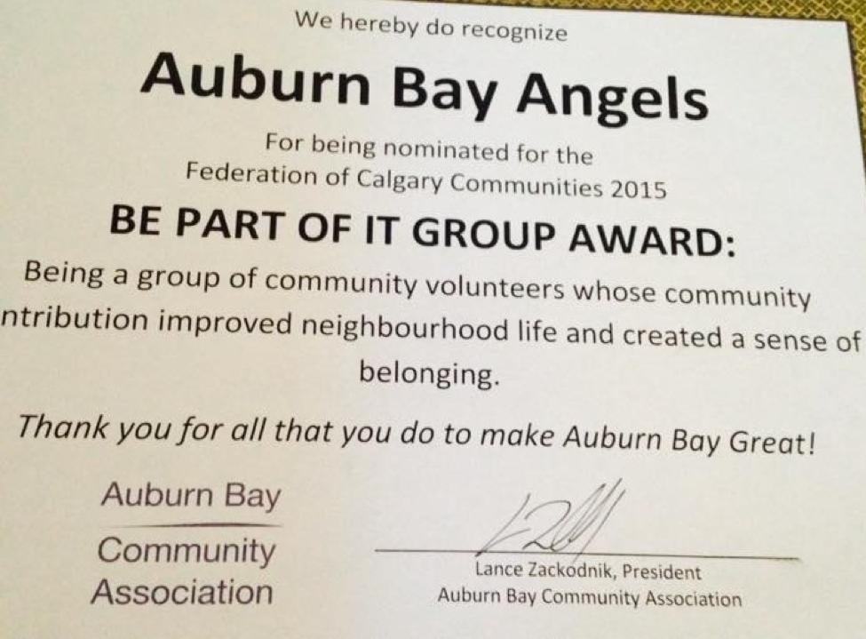 Image: Auburn Bay Angels
