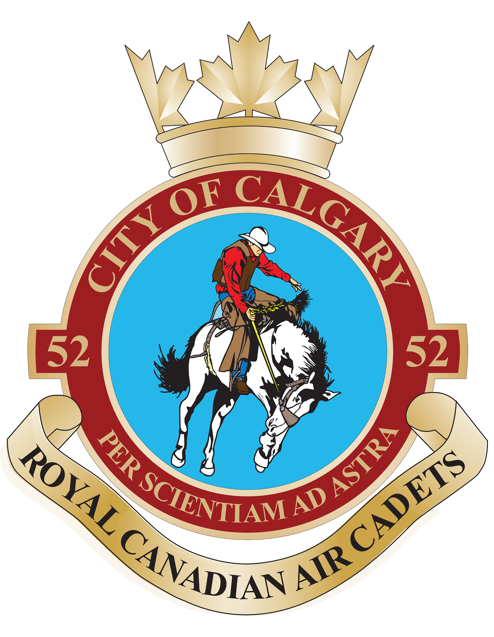Image: 52 City of Calgary Air Cadet Squadron / Facebook