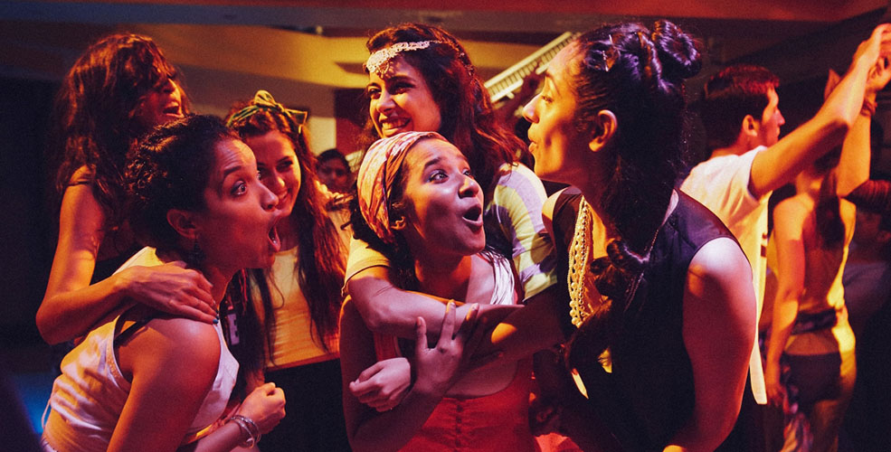 A still from the film Angry Indian Goddesses (Jungle Book Entertainment)