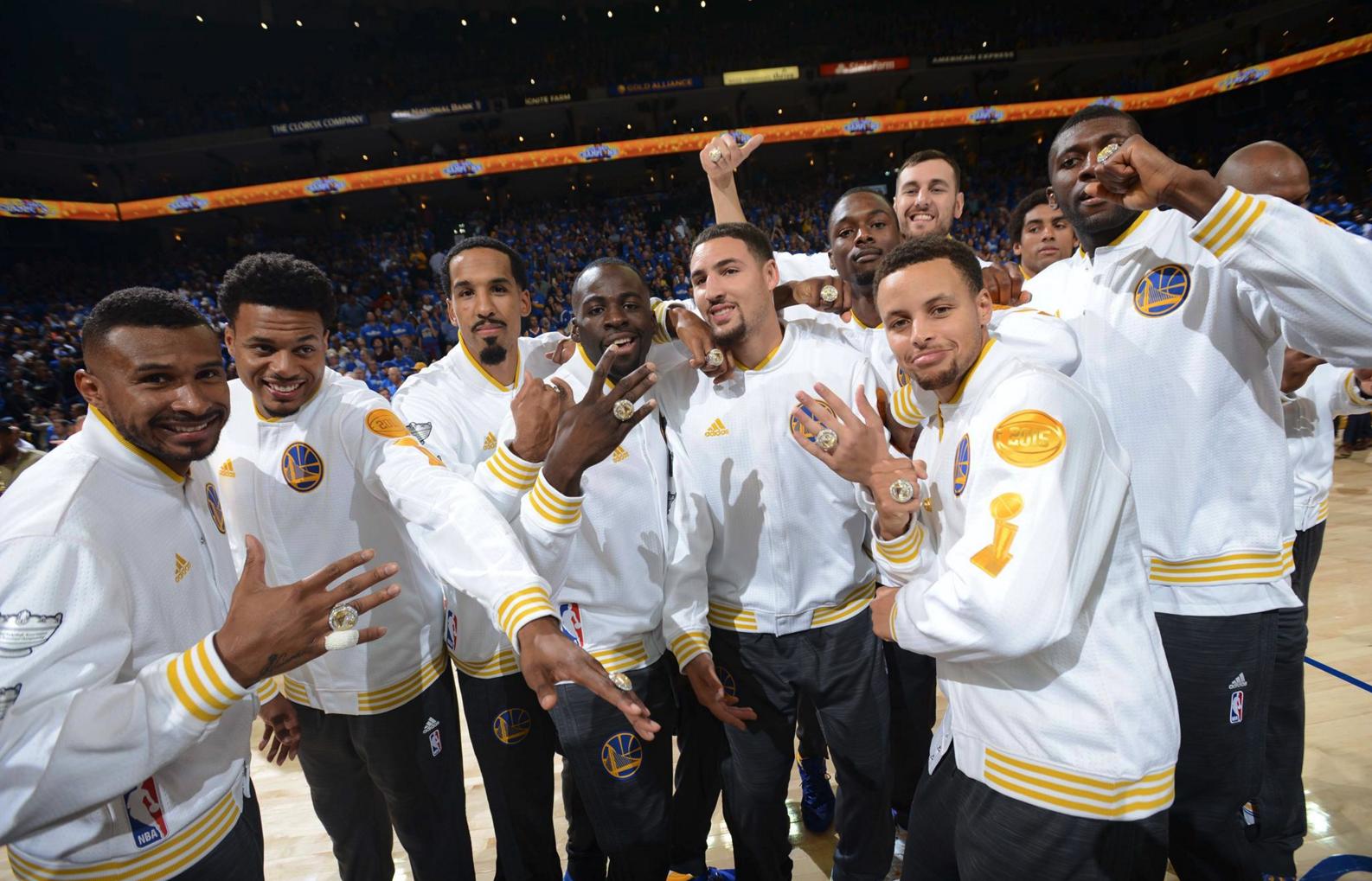 Image: Golden State Warriors / Facebook