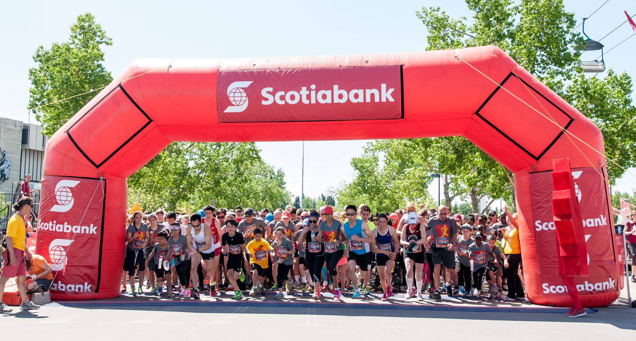 Image: Calgary Marathon / Facebook