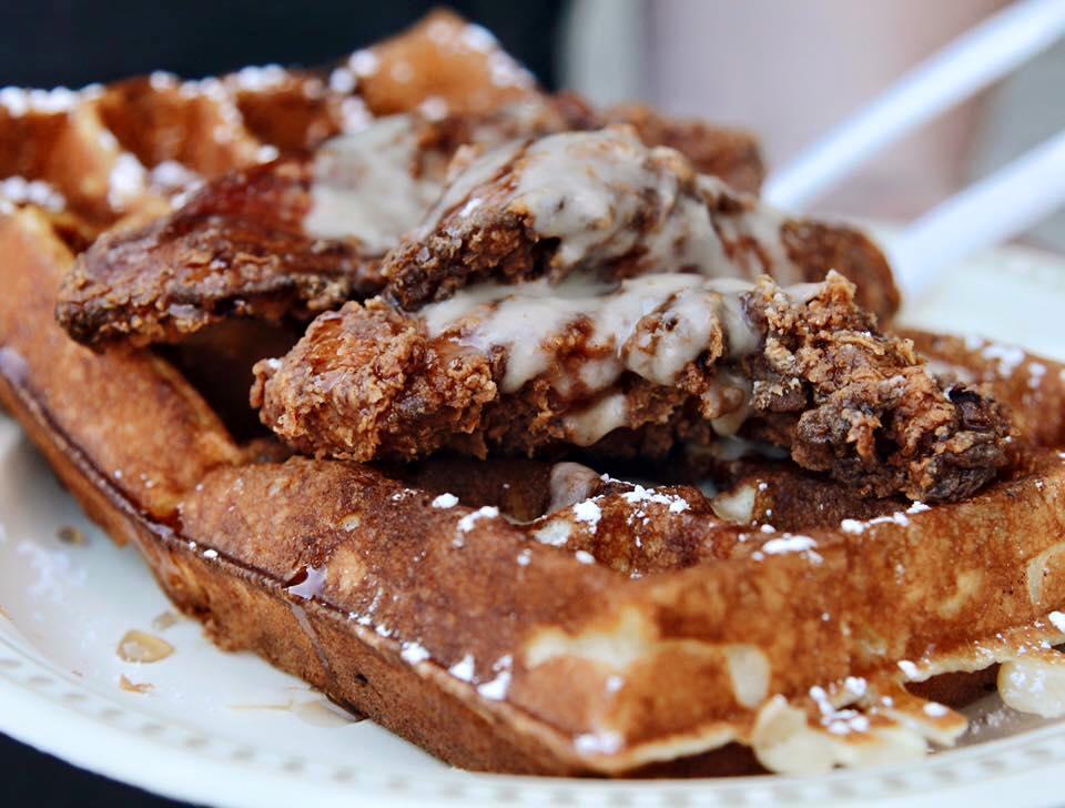 Waffles & Chix - YYCFoodTrucks / Facebook