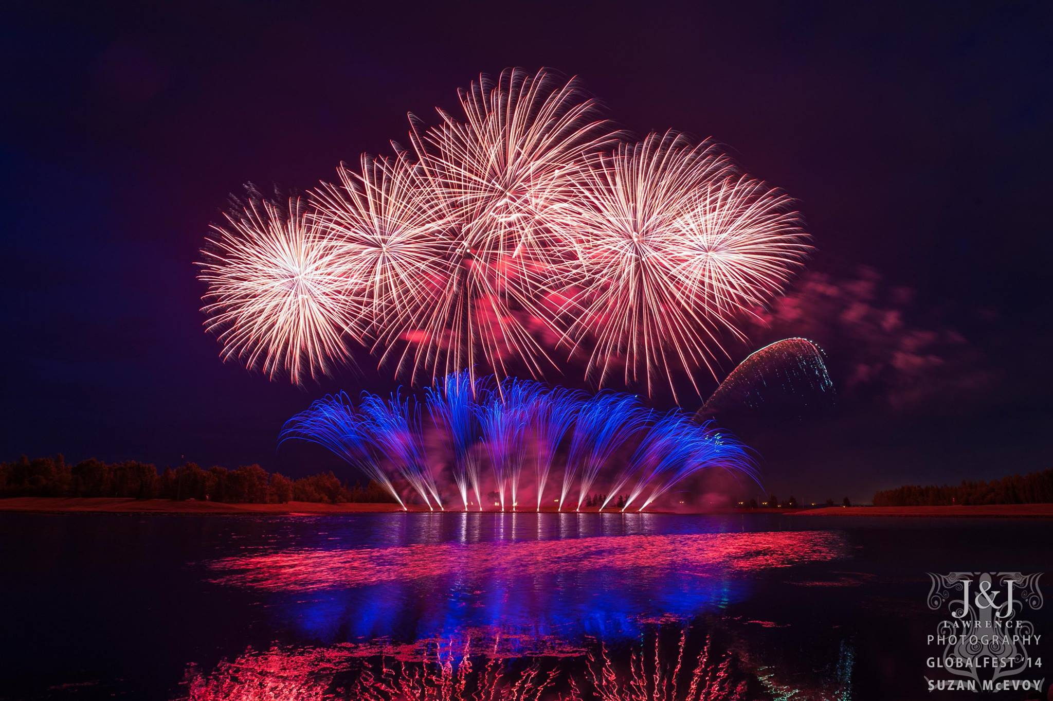 Image: GlobalFest - The Calgary Fireworks Festival Society / Facebook