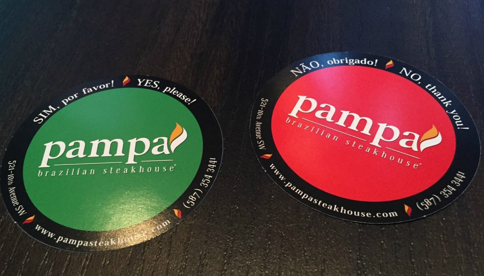stop and go at pampa