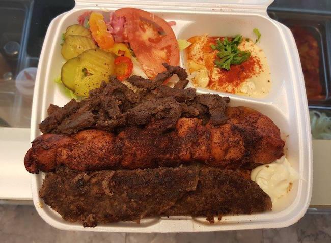 King of Shawarma/Facebook