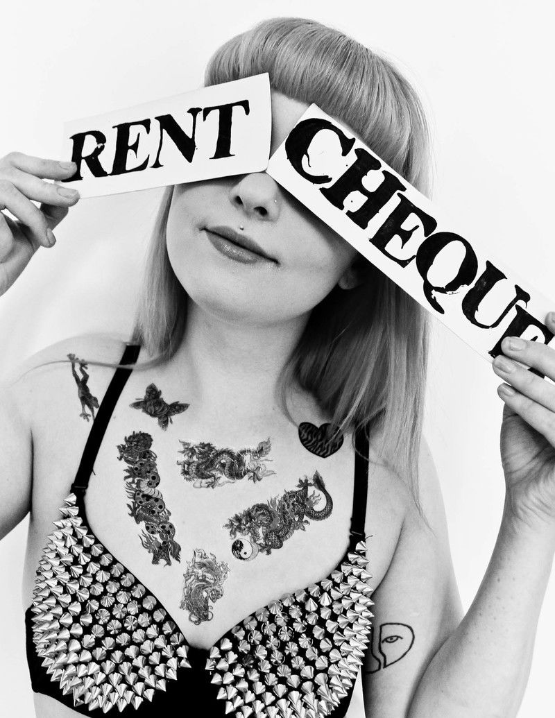 rent cheque- an amateur strip night | daily hive vancouver