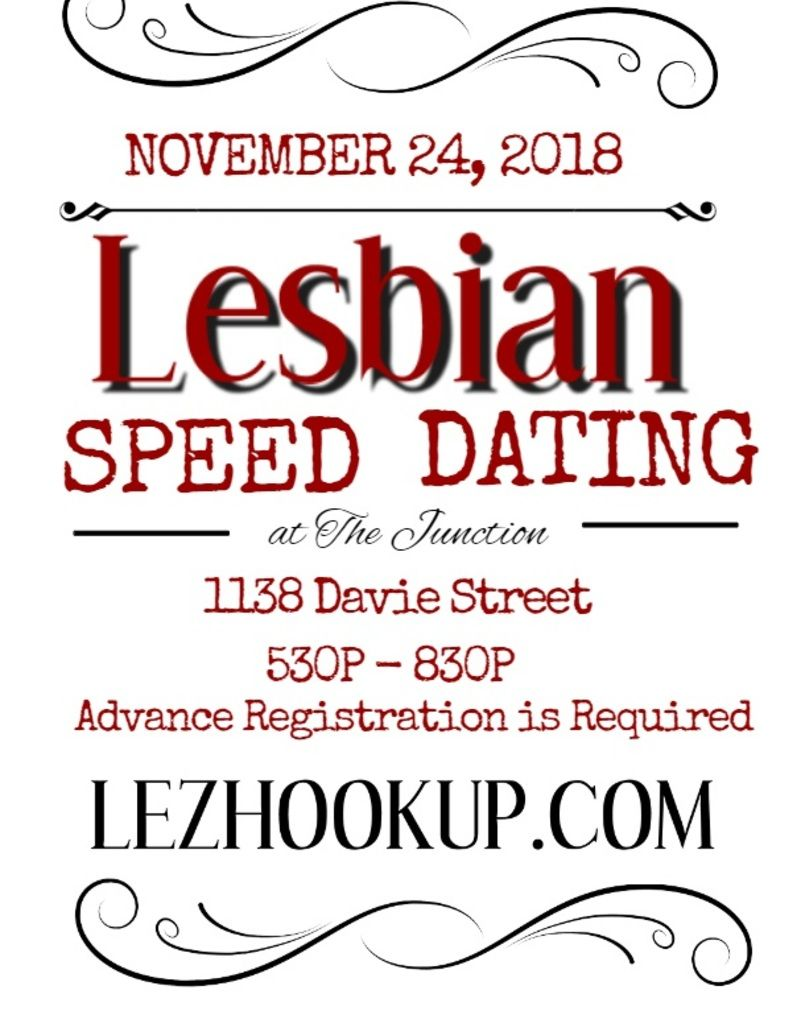 speed dating lesbian vancouver