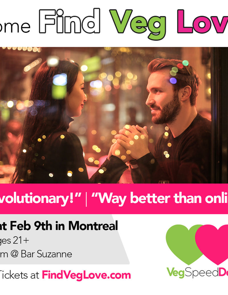 Montreal Dating Events