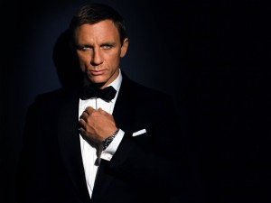 James Bond Best Dressed Quantum of Solace