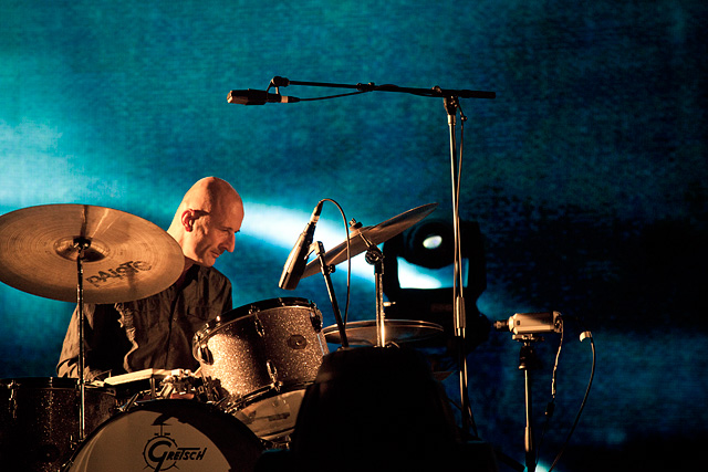 Portishead Live by Darko Sikman Photography