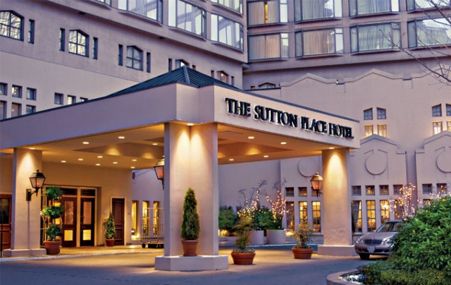 Image: The Sutton Place Hotel