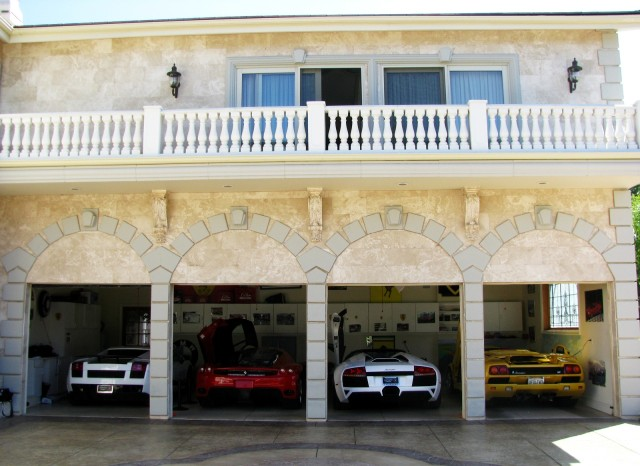 World's Expensive Car >> World's Most Extraordinary Garages. | Daily Hive Vancouver