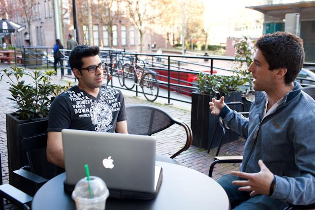 Paul Davidescu interviews Nash Kassam