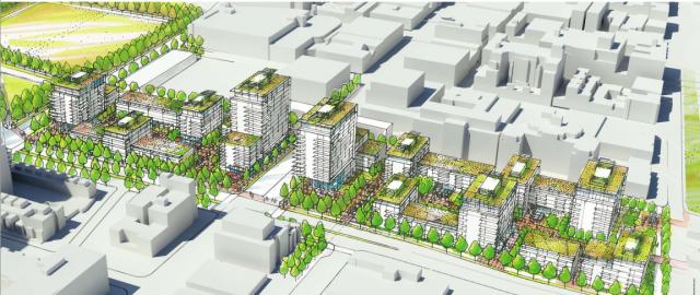 Hogan's Alley Vancouver Future