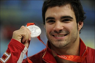 Silver medal is also awesome